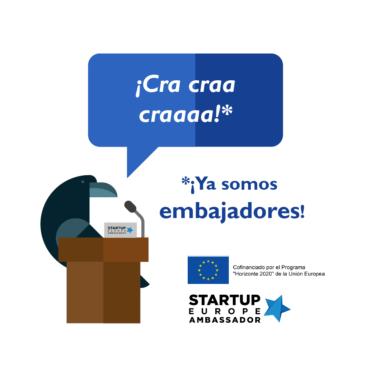 Startup Europe Ambassadors